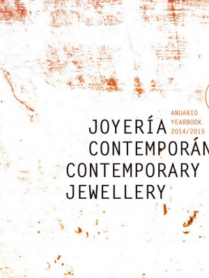 Contemporary jewellery yearbook 2014-Cover