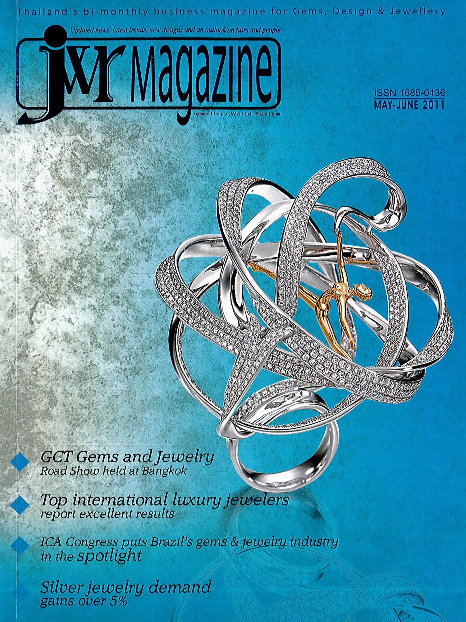 JWR Magazine , June 2011 , Thailand