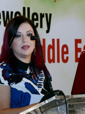 Maha Al Sibai, CEO and Founder - Maha Al Sibai Jewellery
