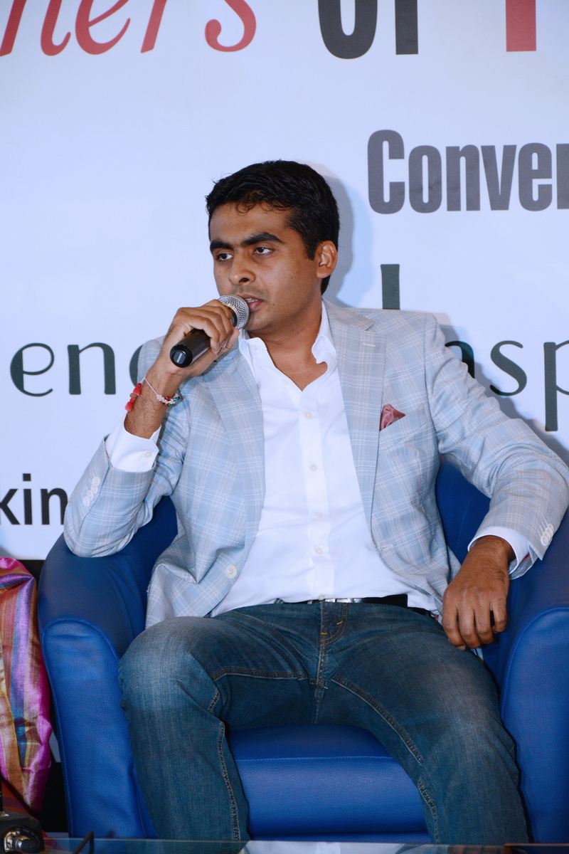 Rihen Mehta, Chairman - 7cs Group